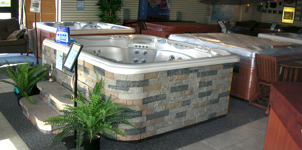 American Sale Orland Park Pool Patio Furniture Hot Tub