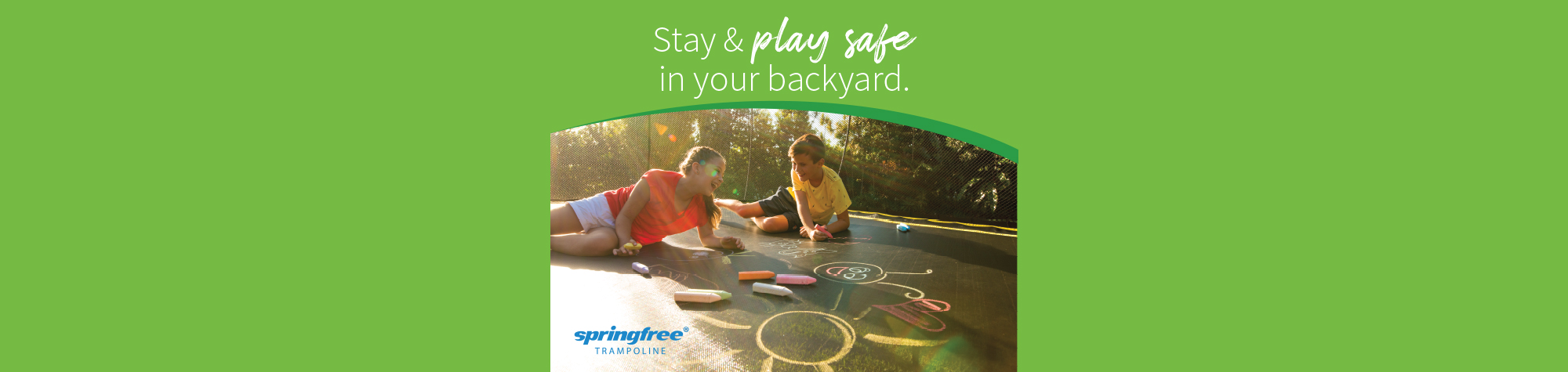 Springfree Stay & Play Event