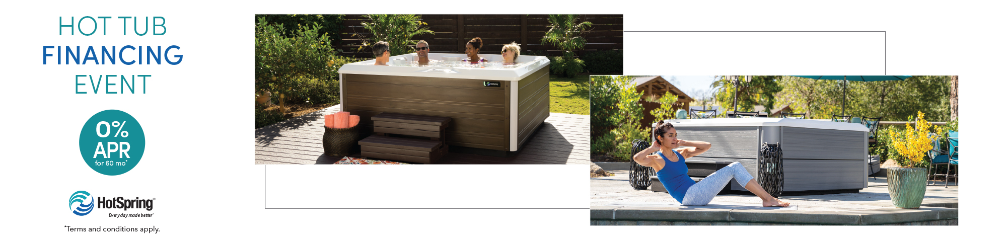 Hot Spring Special Financing