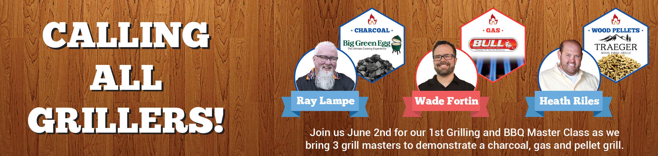 Grilling & BBQ Master Class